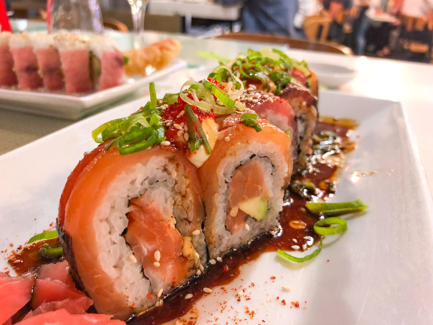 Kaapstad is heerlijk voor sushi-liefhebbers