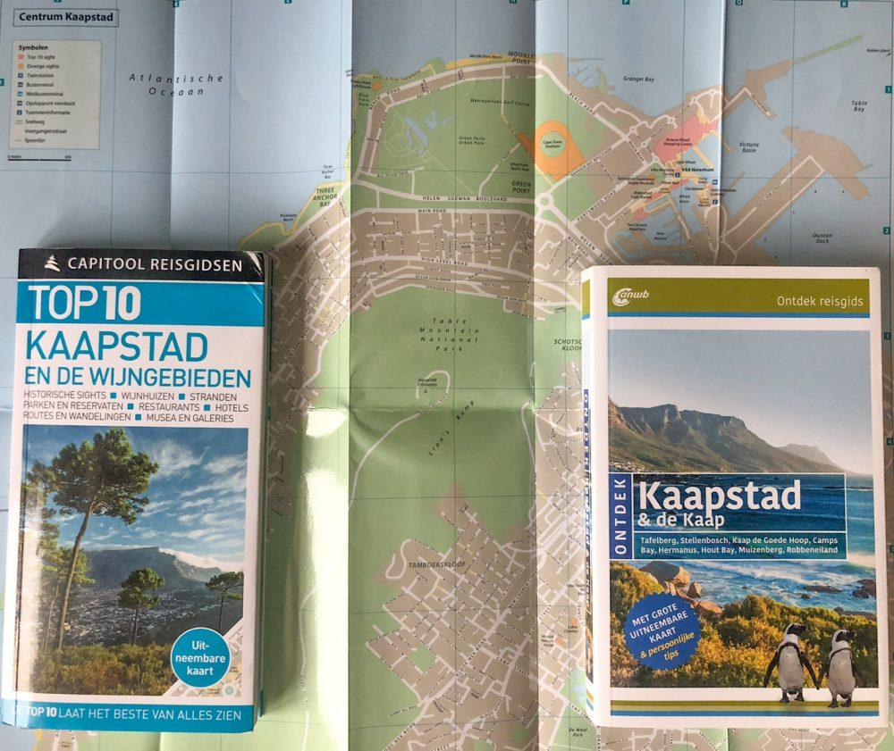 Nederlandse reisgidsen over Kaapstad