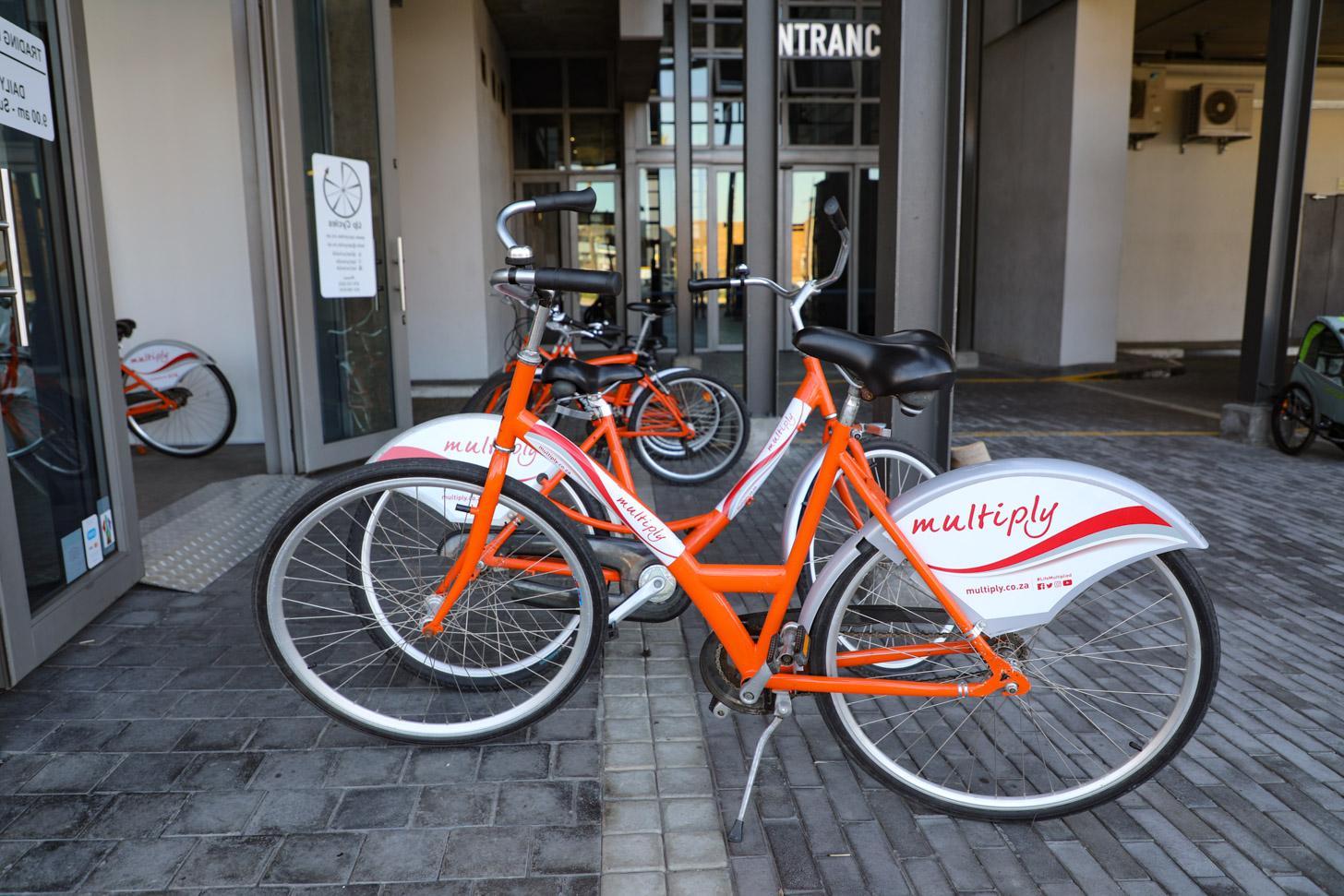 Er zijn meerdere plekken waar je een fiets kunt huren